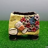 꽃이다공방 명품 수제화분 미니분 #3607|Handmade Flower pot
