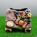 꽃이다공방 명품 수제화분 미니분 #3608|Handmade Flower pot