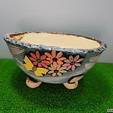 꽃이다공방 명품 수제화분(큐빅분) #3610|Handmade Flower pot