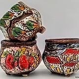 수제화분 3종세트|Handmade Flower pot