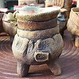 란 수제화분 세일 (LAN) 빈티지 작은사이즈 No.120 [premium handmade] - 다육화분 Handmade Flower pot