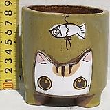 고양이 앞에 생선