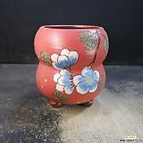 수제화분(라인칼라분)13|Handmade Flower pot