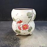 수제화분(라인칼라분)27|Handmade Flower pot