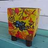 핑크수제화분-단풍단풍 Handmade Flower pot