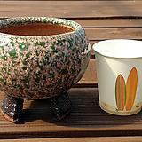 국산수제화분 그린3호|Handmade Flower pot