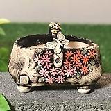 국산수제분 도향 꽃바구니E|Handmade Flower pot