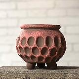 수제화분 행복상회B(인디핑크)|Handmade Flower pot