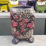 사각 수제화분 다육이화분 4|Handmade Flower pot