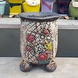 사각 수제화분 다육이화분 5|Handmade Flower pot