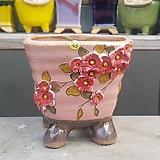 사각 수제화분 다육이화분2|Handmade Flower pot