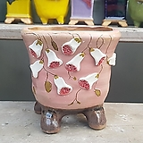 사각 수제화분 다육이화분4|Handmade Flower pot