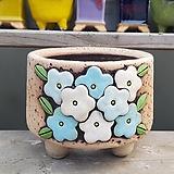 원형 수제화분 다육이화분2|Handmade Flower pot