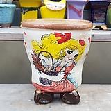 캔디 원형 수제화분 다육이화분 1|Handmade Flower pot