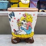 캔디 원형 수제화분 다육이화분|Handmade Flower pot