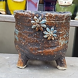 원형 수제화분 4|Handmade Flower pot