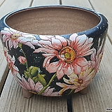 피어나 수제화분|Handmade Flower pot