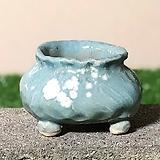 국산수제화분 도향복주머니#03|Handmade Flower pot