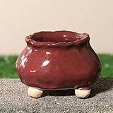 국산수제화분 도향복주머니#08|Handmade Flower pot