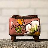 수제화분토리5-4핑크(미니화분)|Handmade Flower pot