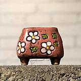 수제화분토리5-5핑크(미니화분)|Handmade Flower pot