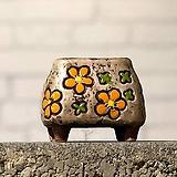 수제화분토리5-5화이트(미니화분)|Handmade Flower pot