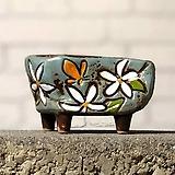 수제화분토리5-6블루(미니화분)|Handmade Flower pot