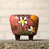 수제화분토리5-7핑크(미니화분)|Handmade Flower pot
