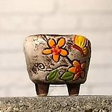 수제화분토리5-7화이트(미니화분)|Handmade Flower pot