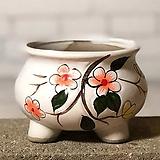 수제화분 달보드레A(화이트)|Handmade Flower pot