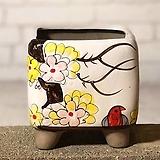 수제화분 달보드레B(화이트)|Handmade Flower pot
