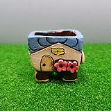 꽃이다공방 명품 수제화분 콩분 #3860 Handmade Flower pot