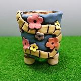 꽃이다공방 명품 수제화분 미니분 #3862 Handmade Flower pot