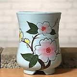 수제화분 달보드레C(연파랑)|Handmade Flower pot