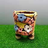 꽃이다공방 명품 수제화분 #3865 Handmade Flower pot
