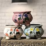 수제화분 달보드레A(3종세트)|Handmade Flower pot