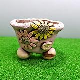 꽃이다공방 명품 수제화분 #3873 Handmade Flower pot
