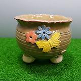꽃이다공방 명품 수제화분 #3874 Handmade Flower pot