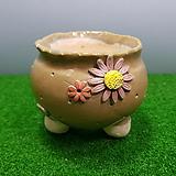 꽃이다공방 명품 수제화분 #3884 Handmade Flower pot