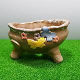꽃이다공방 명품 수제화분 #3890 Handmade Flower pot