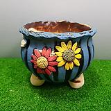 꽃이다공방 명품 수제화분 #3896 Handmade Flower pot