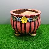 꽃이다공방 명품 수제화분 #3898 Handmade Flower pot