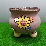 꽃이다공방 명품 수제화분 #3902 Handmade Flower pot
