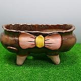 꽃이다공방 명품 수제화분 #3905 Handmade Flower pot
