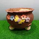 꽃이다공방 명품 수제화분 #3917 Handmade Flower pot