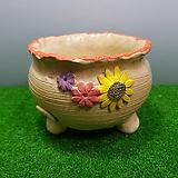 꽃이다공방 명품 수제화분 #3918 Handmade Flower pot