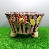꽃이다공방 명품 수제화분 #3927 Handmade Flower pot