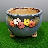 꽃이다공방 명품 수제화분 #3931 Handmade Flower pot