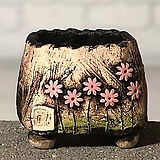 국산수제화분 도향#101(핑크)|Handmade Flower pot