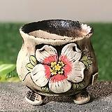 국산수제화분 도향#104(빨강)|Handmade Flower pot